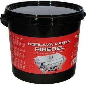 Firegel - hořlavá pasta 4 kg