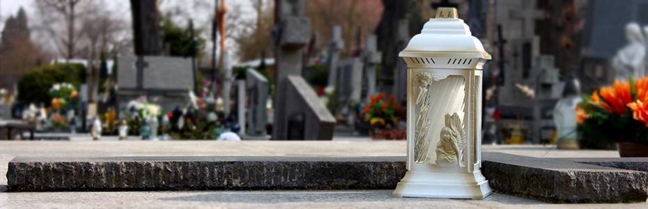 Hřbitovní lucerny