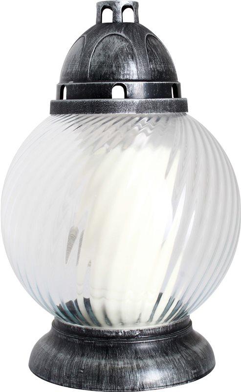 Skleněná lampa 6002 s náplní WP5