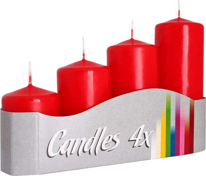 adventní svíčky schody